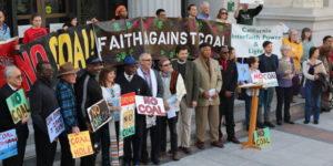 Faith Against Coal in Oakland