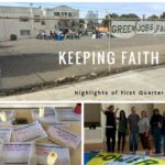 Keeping faith – Highlights from first quarter of 2017